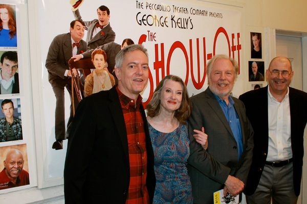 Dan Wackerman, Annette O'Toole, Michael McKean, and Peccadillo Managing  Kevin Kennedy
