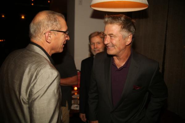 Gary Donatelli & Alec Baldwin Photo