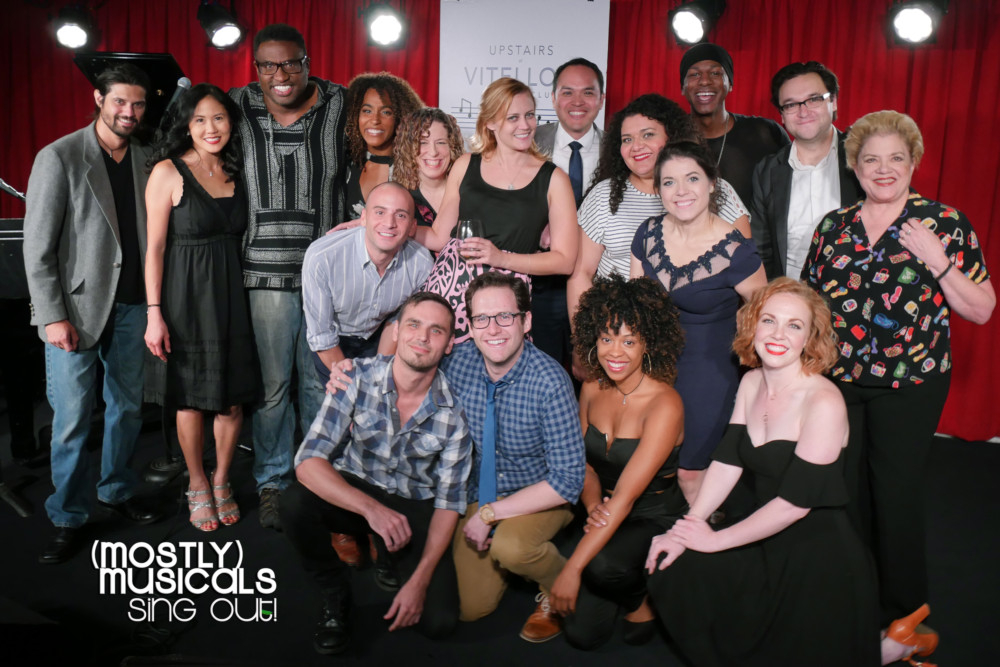 High Res (mostly)musicals #25 company: front: Gregory Nabours, Mark Jacobson, Domonique Paton, Kelley Dorney middle: Matt Valle, Amy Francis Schott, Emily Clark, Sherry Mandujano, Caitlin Gallogly back: Juan Lozano, Deedee Magno Hall, Michael-Leon Wooley,