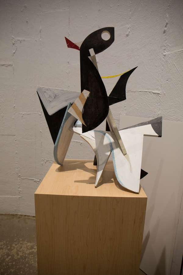 Photo Flash: Sculpture Month Houston Curates Show at SITE Gallery Houston