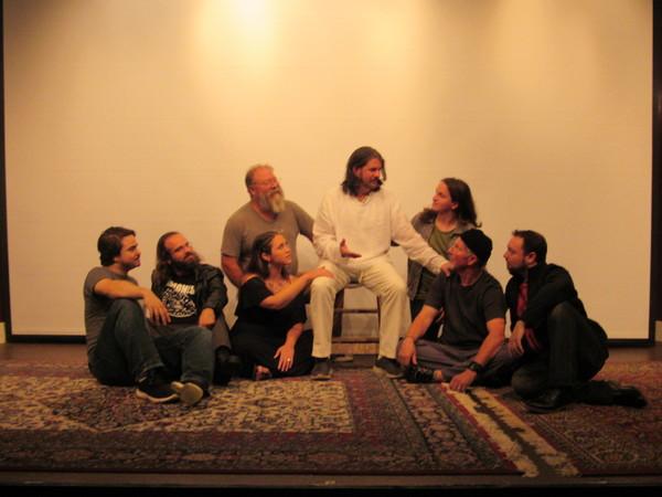 William Pereira, Nicholas Lombardo, PattiLou Davis, Marc Bernier, Sean Bryne, Nick Pe Photo