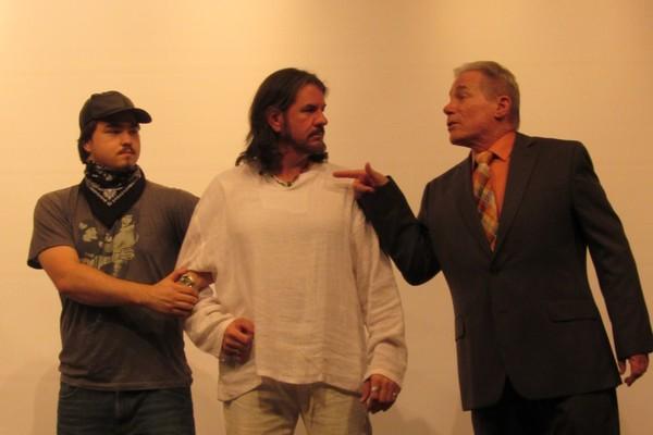 William Pereira, Sean Bryne, Chris Maxwell Photo