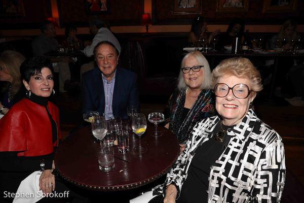 Arlene Lazare, Alan Lazare, Lynn Henderson, June Freemazon