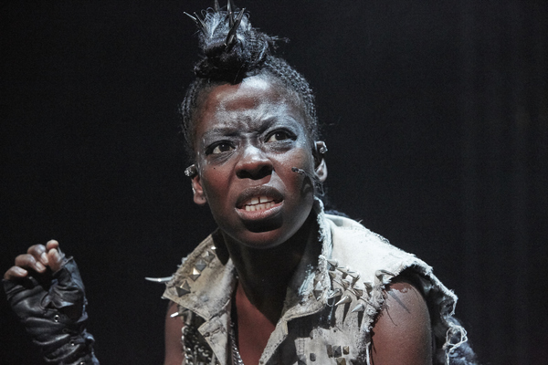Photo Flash: First Look at Debbie Korley and Danny Saul in BEOWULF at Unicorn Theatre