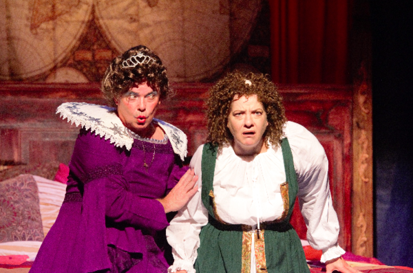 Photo Flash: First Look at THE HUNCHBACK OF SEVILLE at The Theater Project