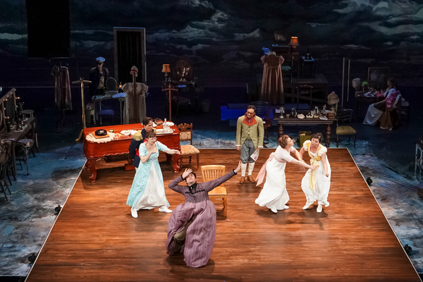 Photo Flash: First Look at PRIDE AND PREJUDICE at Seattle Rep