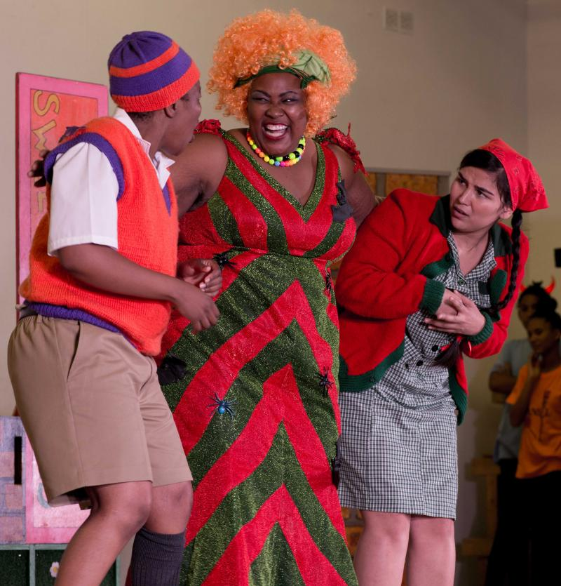 Learners and Cape Town Opera Singers Stage HANSEL AND GRETEL for Free Lunch Hour Concert at Artscape