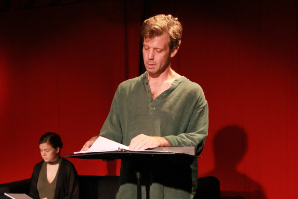 Photo Flash: Australian Actors Bring BUMMING WITH JANE by Tahli Corin to NYC