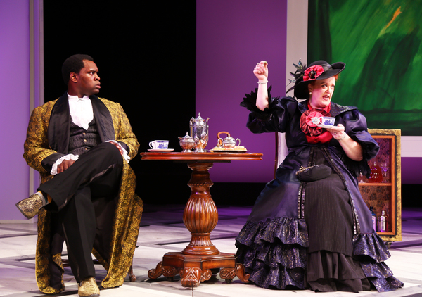Photo Flash: First Look - THE IMPORTANCE OF BEING EARNEST Opens Tonight at CT Rep