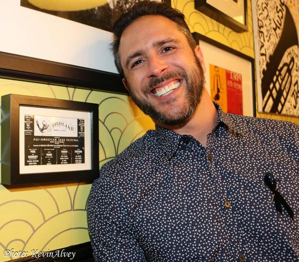Photo Flash: Scott Alan Comes 'Home Again' at Birdland