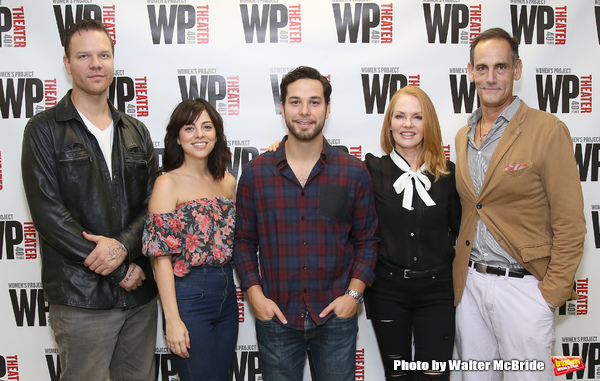Jim Parrack, Krysta Rodriguez, Skylar Astin, Marg Helgenberger, and Damian Young