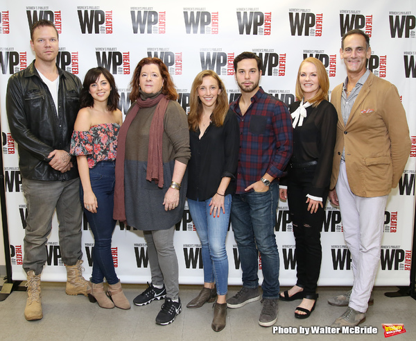 Jim Parrack, Krysta Rodriguez, Theresa Rebeck, Adrienne Campbell, Skylar Astin, Marg Helgenberger and Damian Young