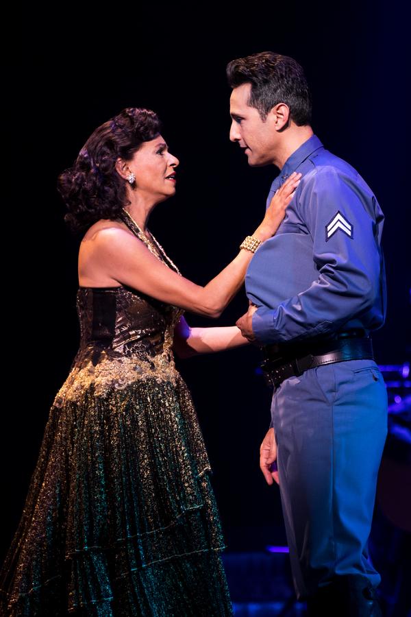Nancy Ticotin and Jason Martinez Photo