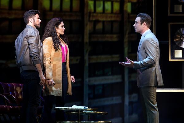 Mauricio Martinez. Christie Prades, and Devon Goffman Photo