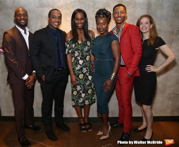 Jireh Breon Holder, Hampton Fluker, Nneka Okafor, Eboni Flowers, Brandon Gill, and Margot Bordelon