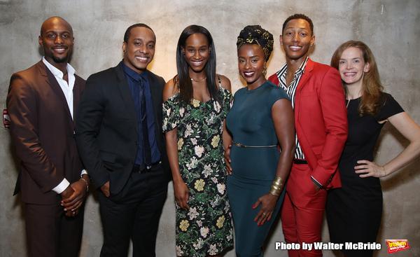 Jireh Breon Holder, Hampton Fluker, Nneka Okafor, Eboni Flowers, Brandon Gill, and Ma Photo