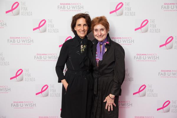 Gale Epstein and Lida Orzeck Photo
