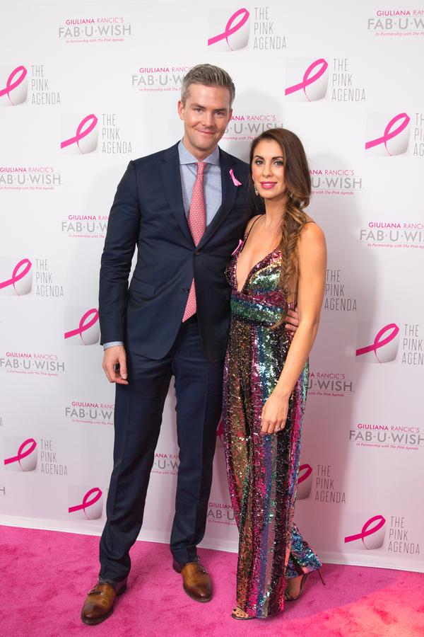 Ryan Serhant and Emilia Bechrakis Serhant