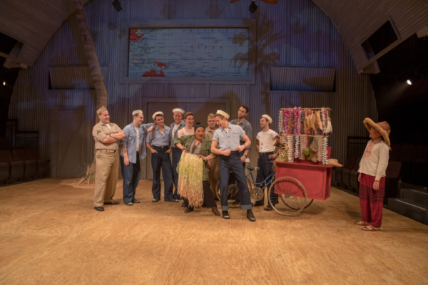 Photo Flash: First Look at SOUTH PACIFIC at Triad Stage