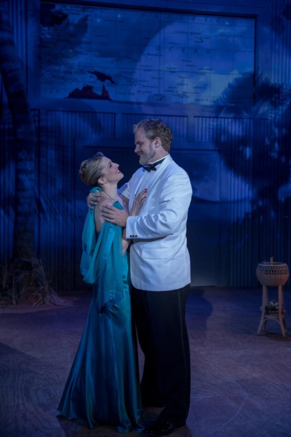 Kristin Wetherington and Dan Callaway