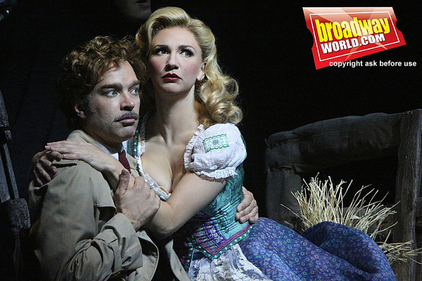 Photo Coverage: It's Alive! First Look at YOUNG FRANKENSTEIN in the West End