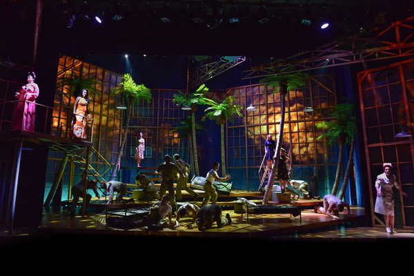 Photo Flash: First Look at FROM HERE TO ETERNITY at Ogunquit Playhouse