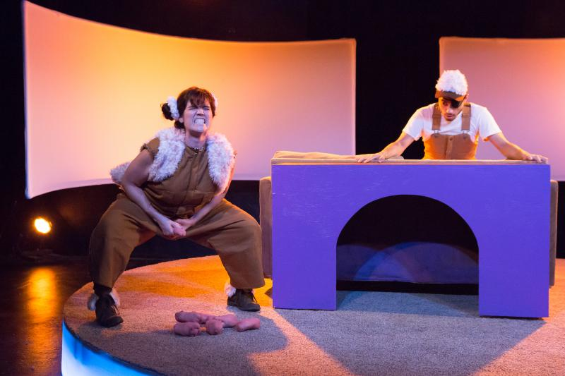 BWW Review: Dan Giles Takes Up Parenthood (And Homicidal Hamsters) In BREEDERS