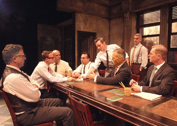 Photo Flash: First Look at TWELVE ANGRY MEN at Laguna Playhouse
