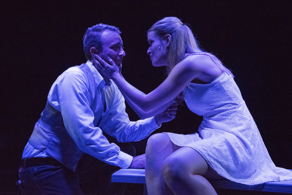 Photo Flash: First Look at THE LAST FIVE YEARS, Now Extended at TheatreLAB