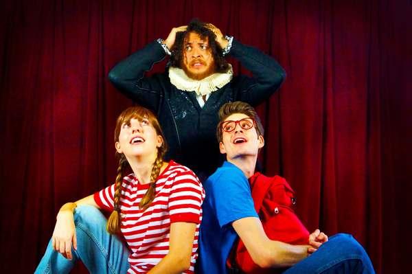 Tyler Tanner, Alexis Harter, and Austin Larkin Photo