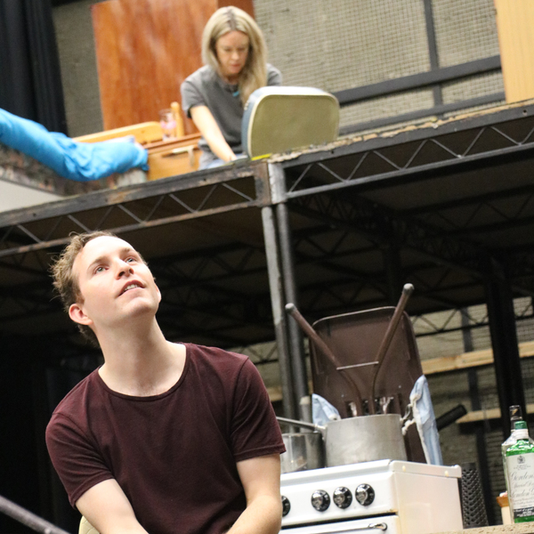 Photo Flash: Anthony Hopkins Theatre presents THE RISE AND FALL OF LITTLE VOICE