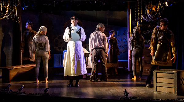 Photo Flash: It's Alive! FRANKENSTEIN - THE MUSICAL Rises at Players Theatre