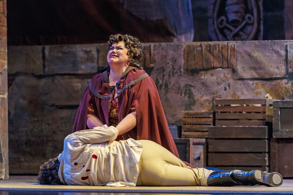 Photo Flash: Pittsburgh Opera presents TOSCA