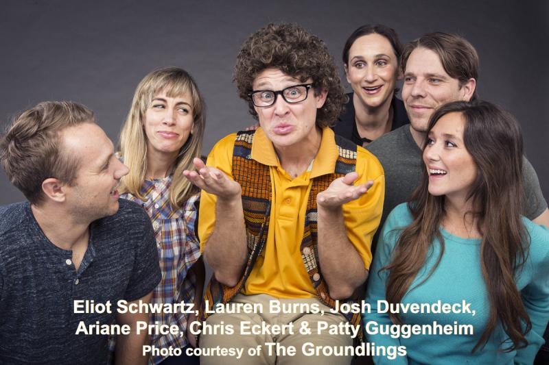 BWW Review: Riotous GROUNDLINGS OF THE CORN - Well-Oiled For a Dee-lish Weekend Laugh Attack