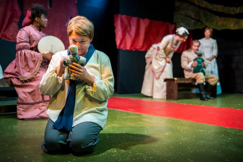 BWW Review: Richmond Triangle Players' CLOUD 9: A Mysterious Cup of Tea