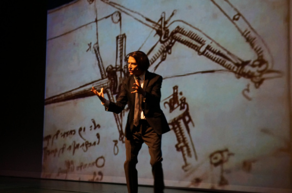 Photo Flash: DaVinci & Michelangelo: The Titans Experience Makes New York City Debut