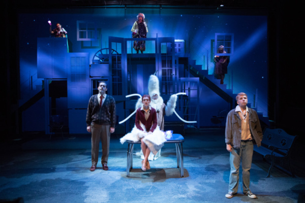 Photo Flash: First Look at Flint Youth Theatre's A WRINKLE IN TIME