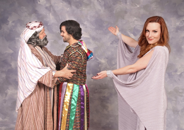 Photo Flash: First Look at Patrick Cassidy Led JOSEPH AND THE AMAZING TECHNICOLOR DREAMCOAT
