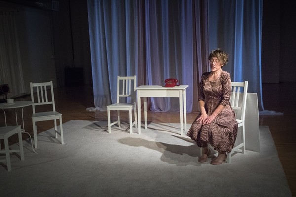 Photo Flash: Danna Schaeffer's One Woman Show YOU IN MIDAIR Premieres