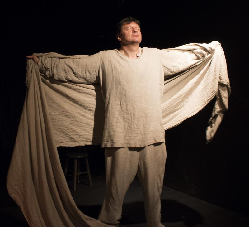 BWW Interview: Ilia Volok Reflects on DIARY OF A MADMAN