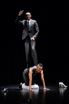 Mamela Nyamza Double Bill Comes to the Baxter Theatre This October