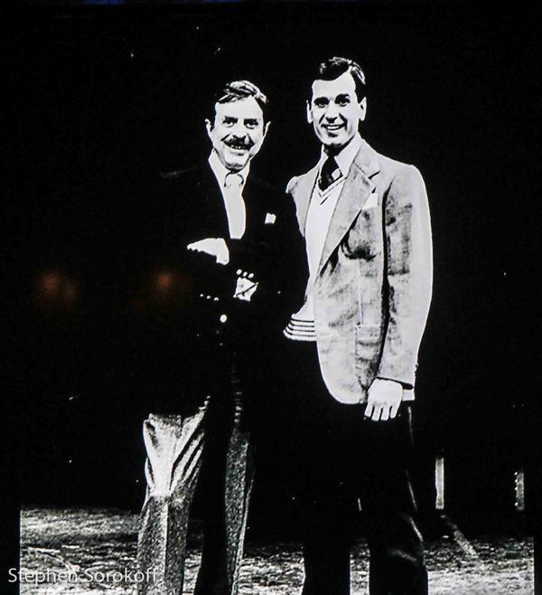 David Merrick & Lee Roy Reams Photo