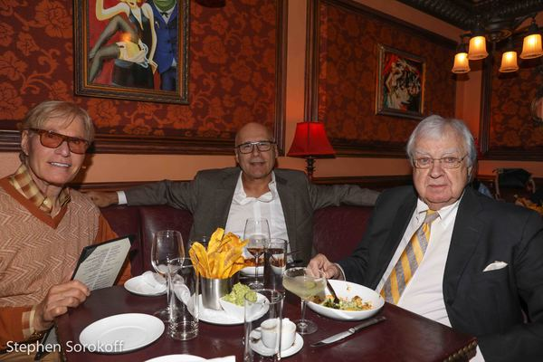 Photo Coverage: Lee Roy Reams Celebrates 42nd Street on 54th Street