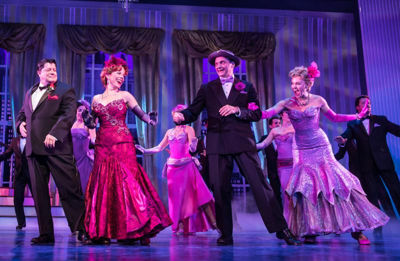 BWW Review:  THE HONEYMOONERS at Paper Mill Playhouse Shines Bright