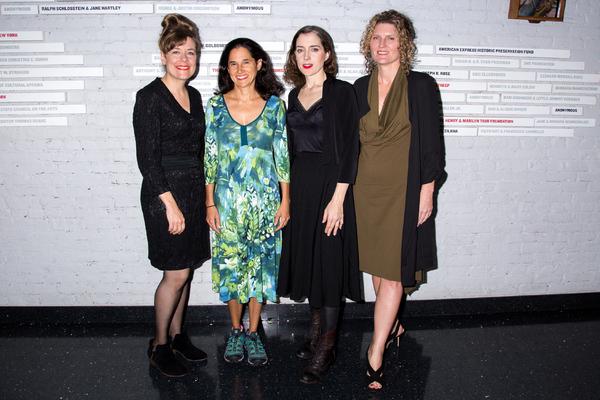 Lindsay Hockaday, Susie Sokol, Maggie Hoffman, Ariana Smart Truman