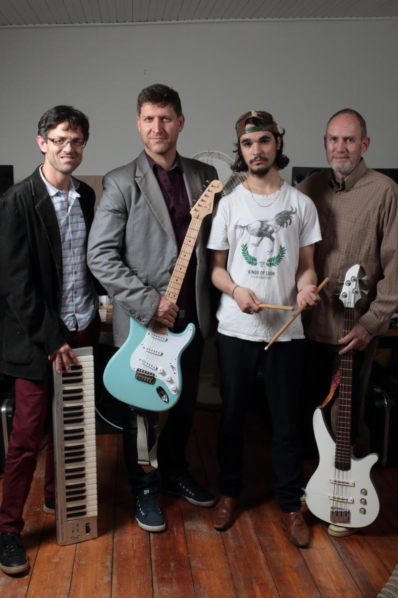 Original Rock Music Act Casper Ace & The Wild Cards Heads to Alexander Upstairs