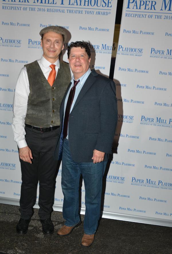 Michael Mastro and Michael McGrath
