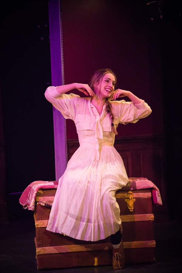 Photo Flash: First Look - New FRANKENSTEIN Musical Opens Tonight Off-Broadway