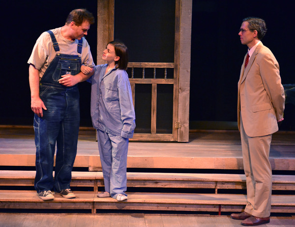 Photo Flash: First Look at TO KILL A MOCKINGBIRD at Gloucester Stage