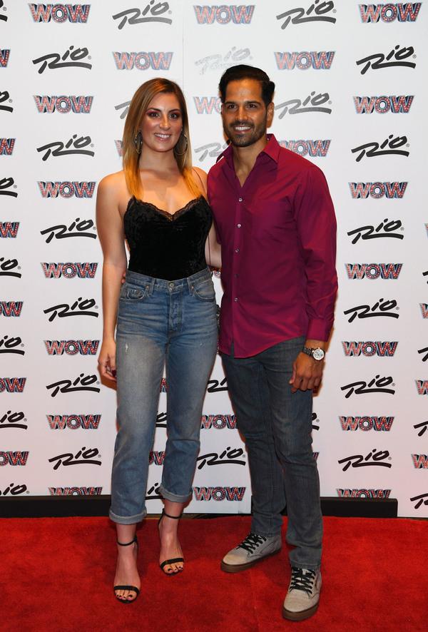 Amber Ramsay and Ricardo Laguna Photo